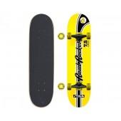 STIGA POCKET 7.5 Skateboard - 50 KG - SKATE tavola Monopattino LEGNO ACERO SG-71