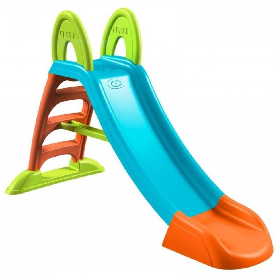 Famosa 800009592 scivolo feber 10 con acqua nuovi colori - Letto per bambini con scivolo ...