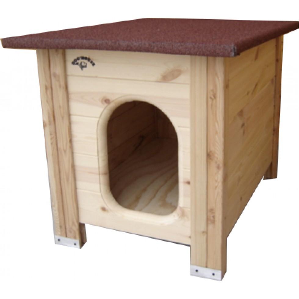 Cuccia per cani in legno siberia misura 2 for Cucce da interno per cani taglia grande