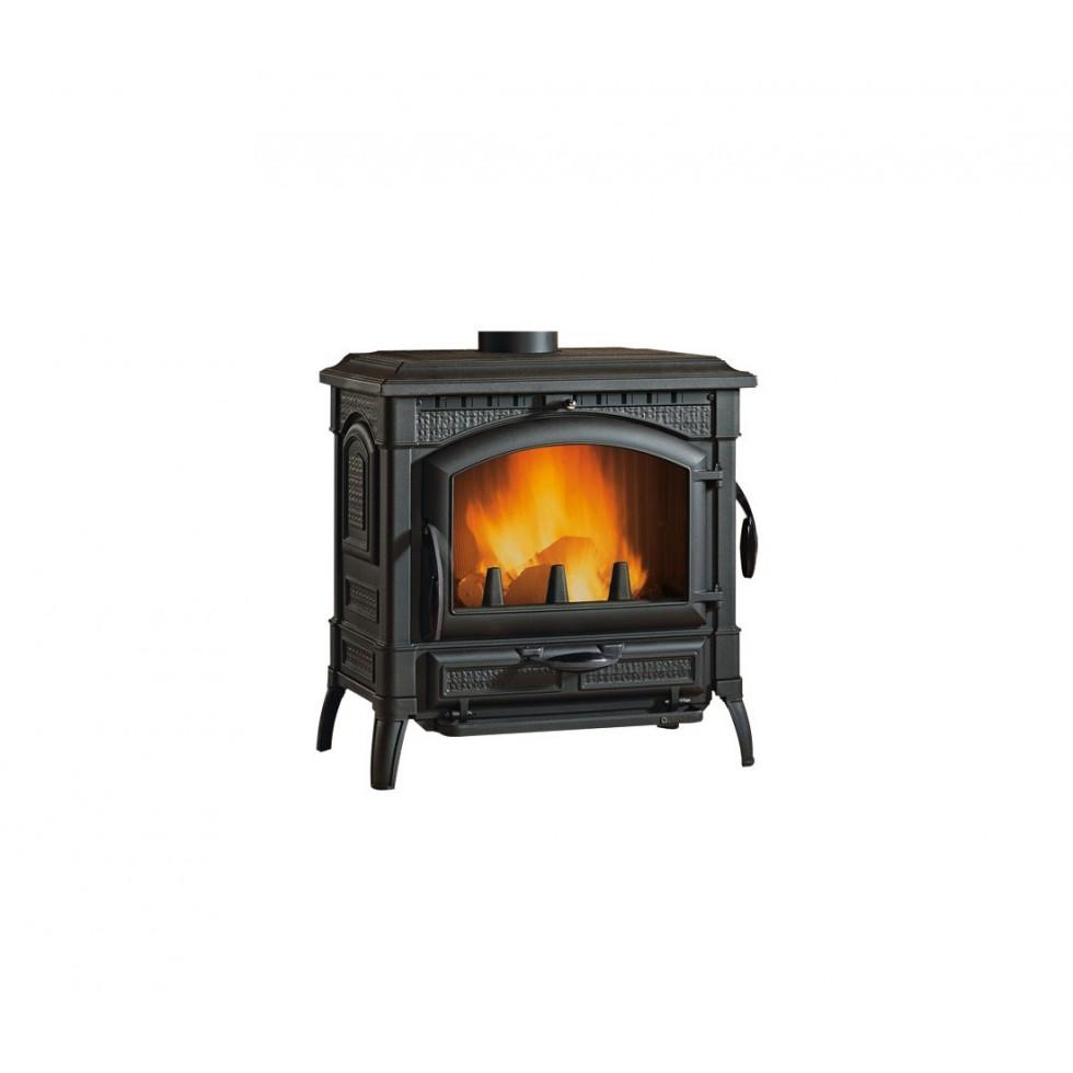 Outlet la nordica stufa a legna isotta - Stufe a legna per riscaldamento ...