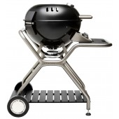 OUTDOORCHEF BARBECUE A GAS SFERICO ASCONA NEW 570 G NERO