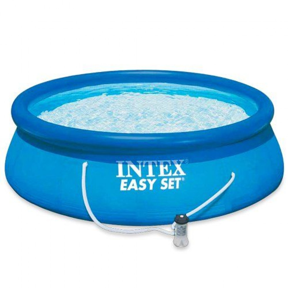 Intex piscina easy set x 76 anello gonfiabile con pompa filtro - Intex piscina gonfiabile ...