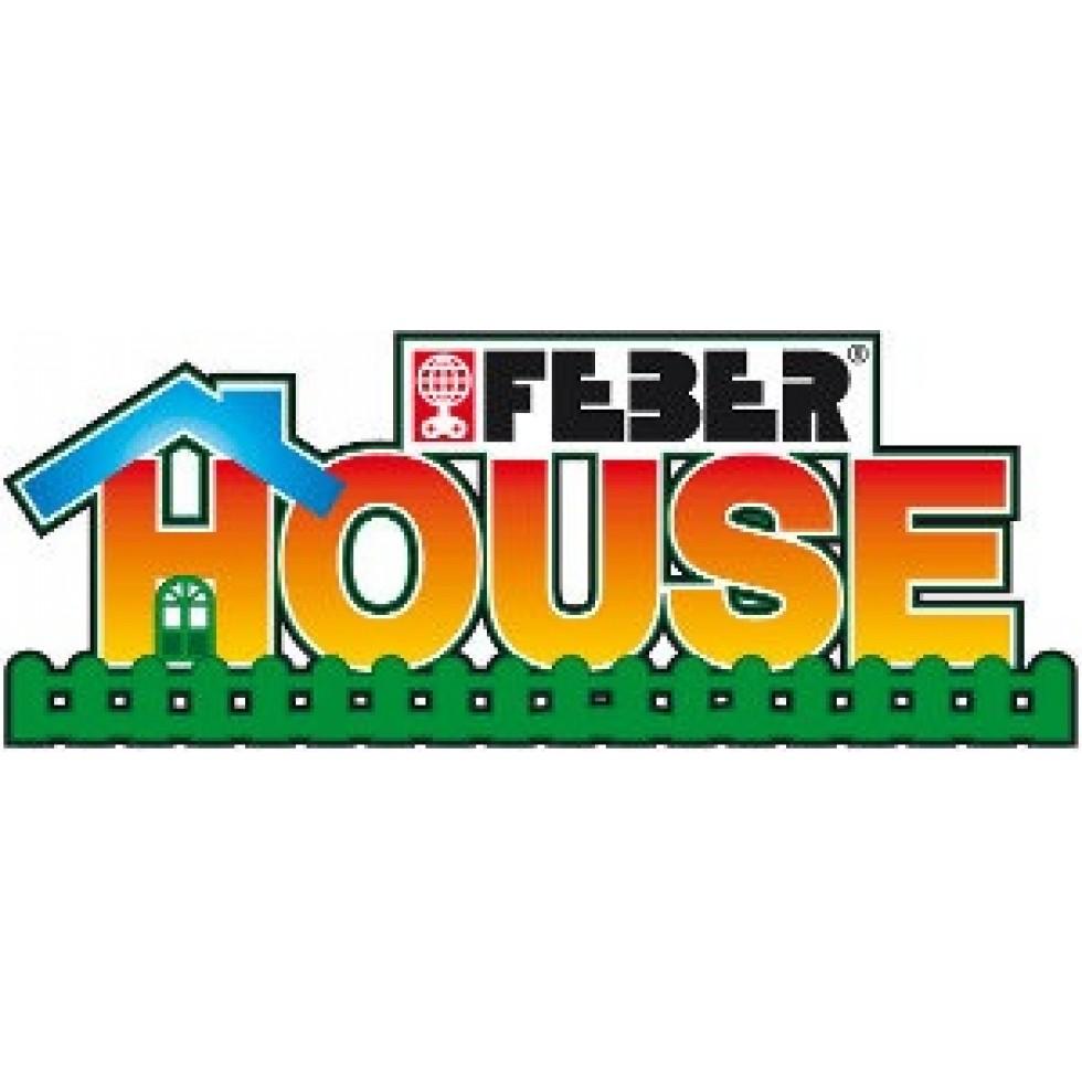 Casetta Giardino Feber : Famosa feber house casetta da gioco