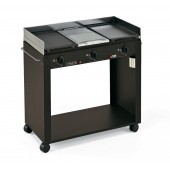 BST BARBECUE A GAS PERSONAL GRILL 3F