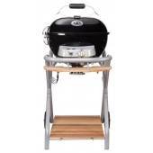 OUTDOORCHEF BARBECUE A GAS SFERICO AMBRI 480 G NERO