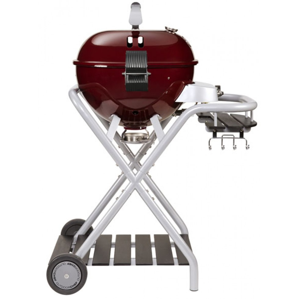 outdoorchef barbecue a gas sferico ambri 480 g rubino. Black Bedroom Furniture Sets. Home Design Ideas