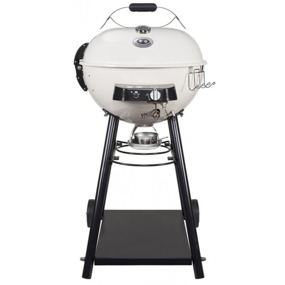 outdoorchef barbecue a gas sferico leon 570 g vaniglia. Black Bedroom Furniture Sets. Home Design Ideas