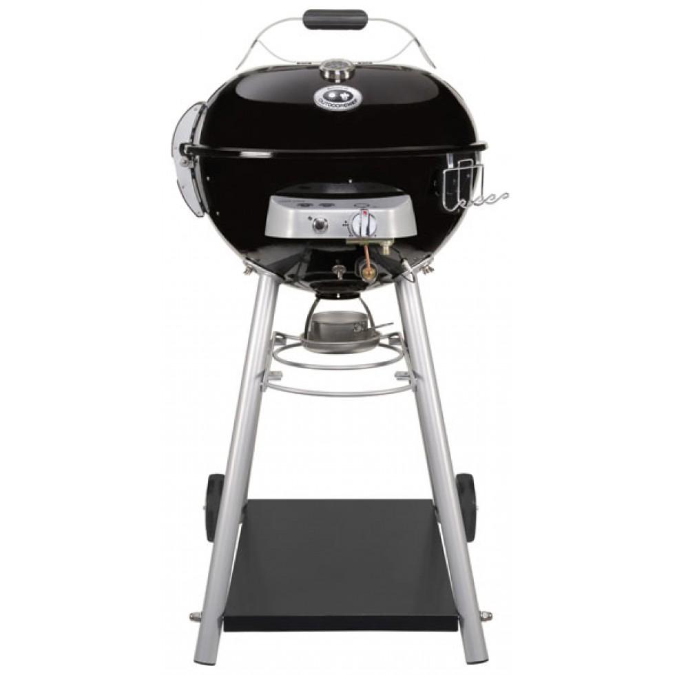 Outdoorchef barbecue a gas sferico leon 570 g nero - Barbecue outdoorchef ...