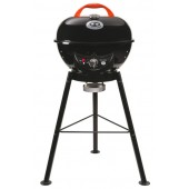 OUTDOORCHEF BARBECUE A GAS SFERICO CITY 420 G NERO