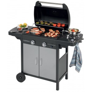 OUTLET-BARBECUE A GAS 2 SERIES CLASSIC EXS VARIO