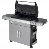 BARBECUE A GAS 3 SERIES RBS L CON FORNELLO