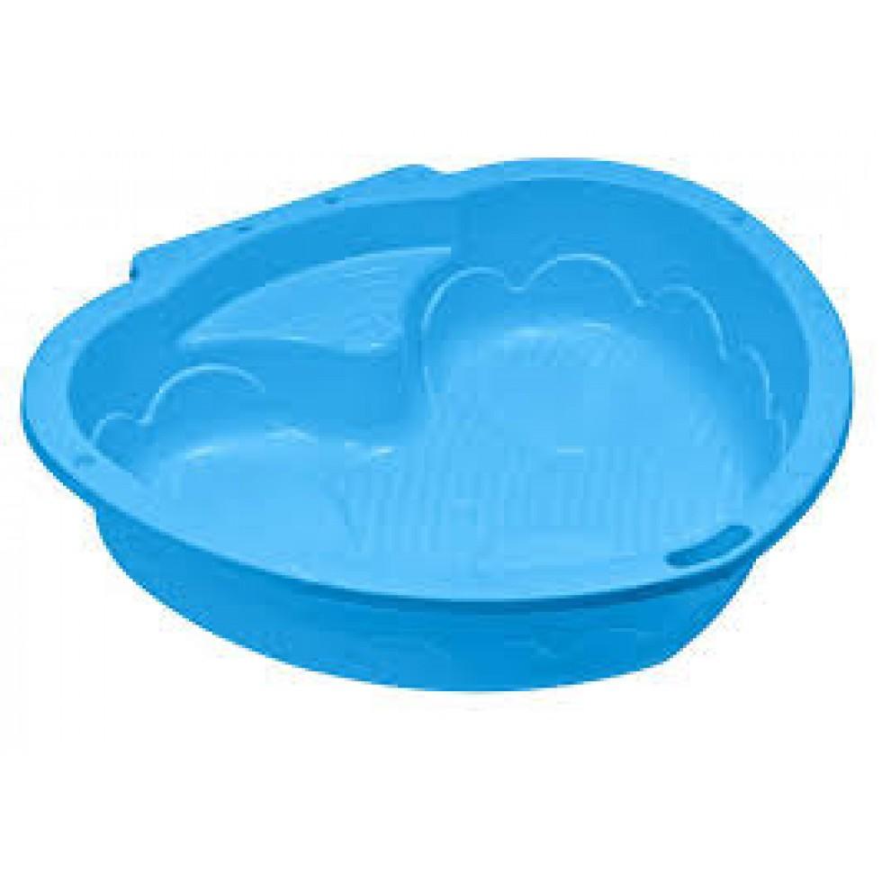 New Plast Sabbiera Piscina Plastica Cuore