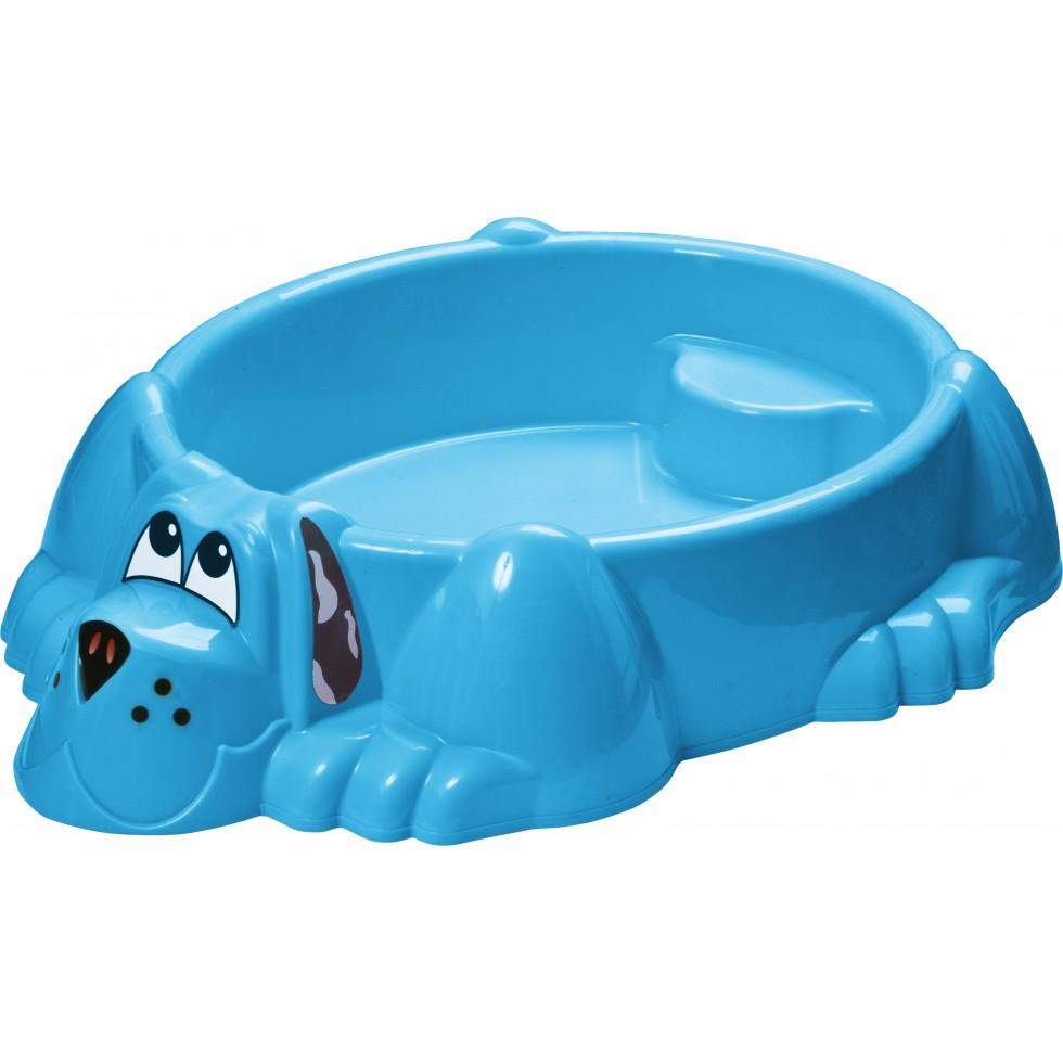 New Plast Sabbiera Piscina Plastica Doggy